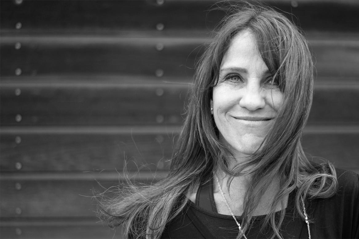 chrissie levitt of creative conscience at goodfest cornwall 2019